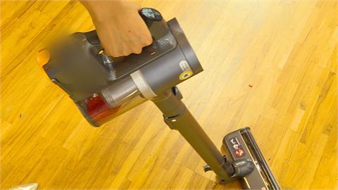 「自動除塵、充電、收納」三合一 提高民眾打掃效率