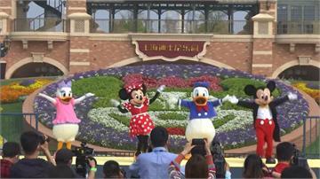 上海迪士尼關園3個月多重開放!限流管制、部分設施仍停