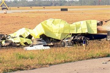 平安夜傳墜機 飛行員一家5人全數罹難