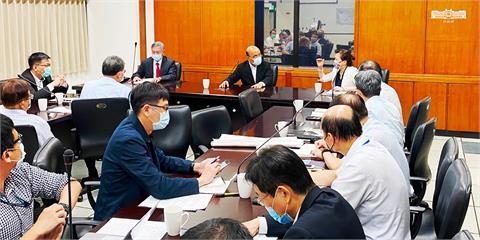 快新聞/蘇貞昌為台電跳電致歉 強調持續「以燃氣取代燃煤」