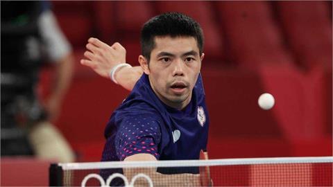 「桌球教父」莊智淵領軍台灣隊 亞錦賽直落3擊退新加坡晉4強!