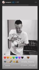 熊熊分手特斯拉男友首發聲 IG曝「黑白照+9愛心」藏最深思念