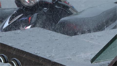 石門水庫下雨了! 北北基7縣市豪雨特報 週末鋒面接力到
