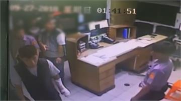 年輕人在超商前聊天突被砍 主嫌到案:砍錯人了