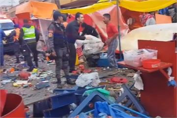 玻利維亞瓦斯氣爆 至少8死40傷