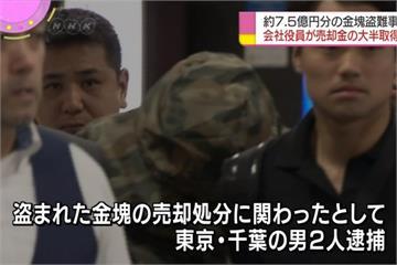 福岡3.8億日圓搶案偵破 逮7嫌