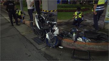 救護車運送傷患 路口與機車碰撞釀4人傷