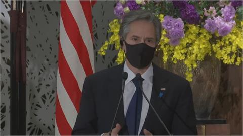 籲譚德塞讓台參與WHA 布林肯:沒理由排除台灣