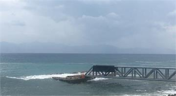 快新聞/颱風外圍環流影響 龜山島今日封島一天