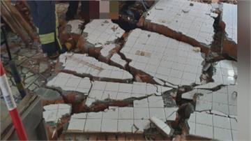 比賽中...富邦悍將林威廷父親出意外 「牆面倒塌」遭重壓慘死