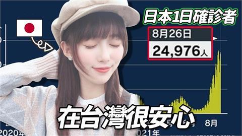 確診者被霸凌!在日本與人「不一樣」易遭排擠 日女讚:住台灣很自在