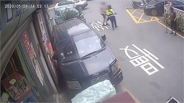 停車爆糾紛!車主毆打收費員還嗆「臭女人」