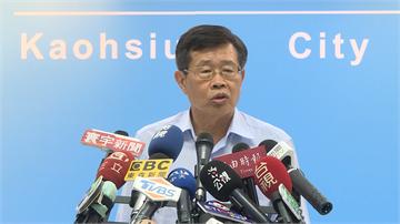 快新聞/楊明州出任高雄代理市長 強調市政「一刻都不能耽擱」