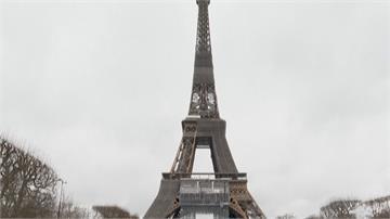 迎2024年奧運 艾菲爾鐵塔將換上「金色皮膚」