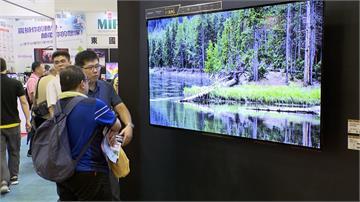 大螢幕成市場主流 業者接連推77吋4K電視