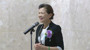 快新聞/任經濟部長王美花對工作能力表自信 未來持續增強產業競爭力把台灣帶出去