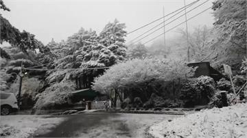 今晨3.4度新低! 稍回溫明寒流又來 北台濕冷探6度 山區有機會下雪