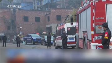 重慶煤礦爆工安意外 18死.5人生死未卜