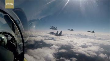 中國軍機一天8架次擾台嚴德發籲:勿再引起台灣人反感