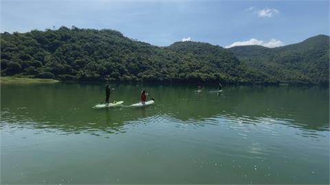 警戒降到二級 遊艇、獨木舟等水上活動有條件開放