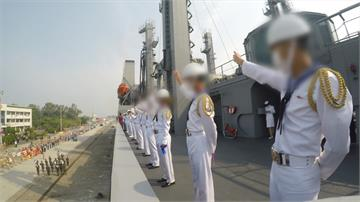 敦睦艦隊恢復戰備  高嘉濱、陳道輝可望復職