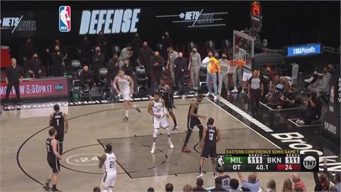 NBA新賽季10/20開幕戰 衛冕軍公鹿迎戰籃網