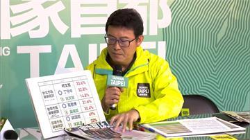 民進黨民調被低估 姚文智籲支持者11月24日站出來