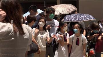 武漢肺炎/香港單日新增58例確診 18本土個案找嘸感染源
