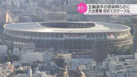 東京確診創新高 奧運相關人員已75人染疫