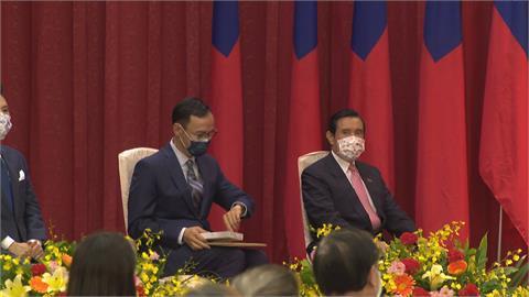 蔡國慶演說「兩岸互不隸屬」!馬英九嗆違憲 蘇揆:國民黨應團結對外