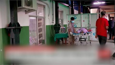 尼泊爾疫情成長1200%醫療短缺 恐成迷你版印度