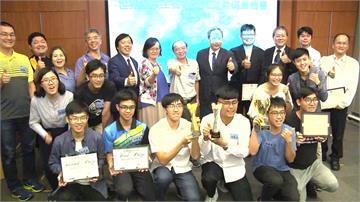 成大師生參加國際電腦競賽 包辦冠亞軍創下佳績