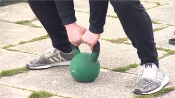 英國推「宅運動」正夯 在家使用APP按表操課健身