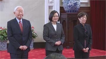 第四度扛重任!張忠謀代表蔡總統 出席APEC會議
