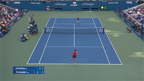 新秀黑馬竄出頭 費南德茲驚險晉美網女單四強