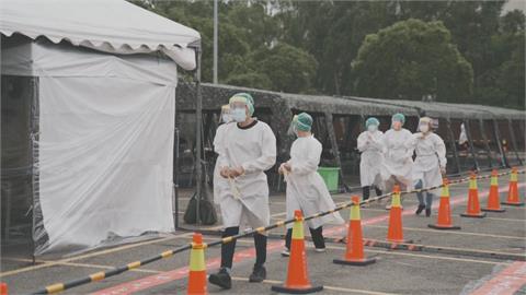 總統指示組竹竹苗防疫聯盟 聯合抗疫物資共享
