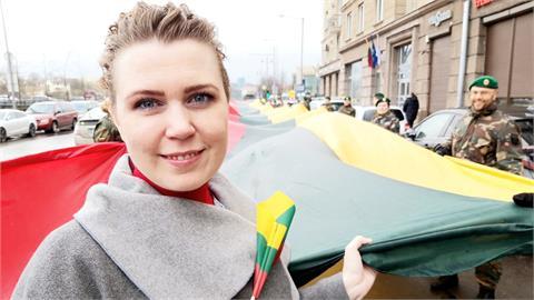 立陶宛女議員無懼中國制裁 不放棄與台互動:代表我做對了!