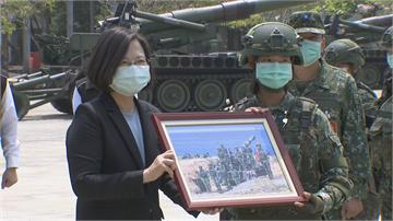 快新聞/徐巧芯拋「女性徵兵服役」 國防部:常後備部隊人力充足