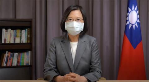 快新聞/全球供應鏈重組關鍵時刻 蔡英文喊話:強化台灣整體數位國力