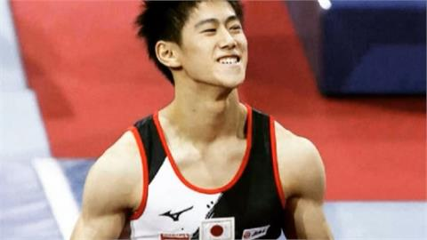 「冠軍不需流淚只需前進」 橋本大輝奪體操全能金牌