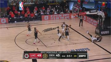 NBA/金塊克服19分落後又逆轉 逼快艇拚第七戰