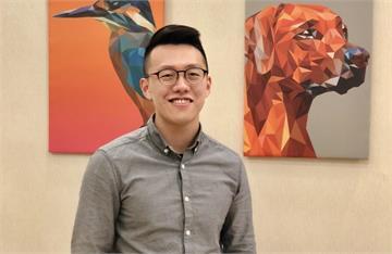 23歲台大研究生「股市直播主」搭上台灣錢淹腳目⋯賺到一年變老闆!