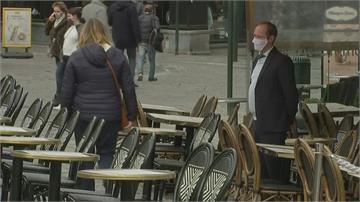 歐州疫情升溫 比利時宣布宵禁