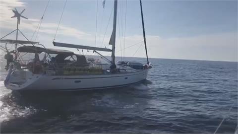 為圓帆船夢! 7人馬國接船航行2500海哩返台