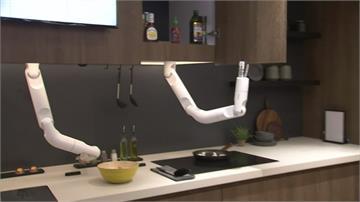 讓生活更簡單!智慧機器人幫你做料理、煮咖啡