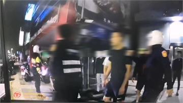 18酒客大亂鬥 只因喝茫撞肩爆衝突