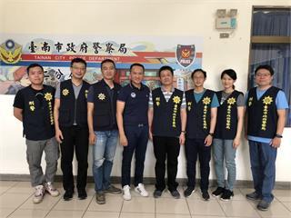 台南員警掃盪討債集團 愛爾麗總裁頒發破案獎金勉勵