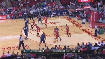 NBA本季球場跑速最慢!哈登「監視器防守」獲認證