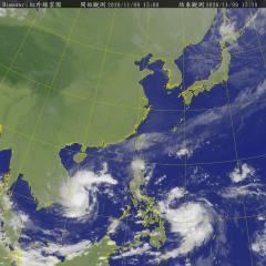 快新聞/一天2颱生成! 梵高颱風未來走向曝光