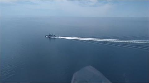 緊張又升溫!俄羅斯坦承實彈驅離英驅逐艦